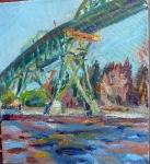 Eisenbahnbrücke Hochdonn, 2019