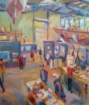 Kunst in der Wefthalle, 2020