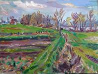 Felder und See, 2020