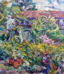 Garten in Kirchwerder,2020