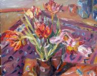 Tulpen, 2020